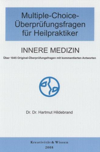 9783931865993: Hildebrand, Hartmut : Innere Medizin