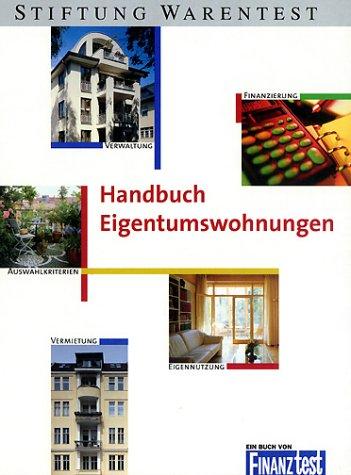 9783931908553: Handbuch Eigentumswohnungen