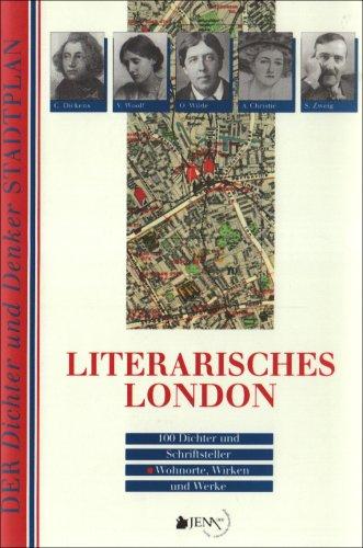 9783931911195: Literarisches London. Mit Stadtplan