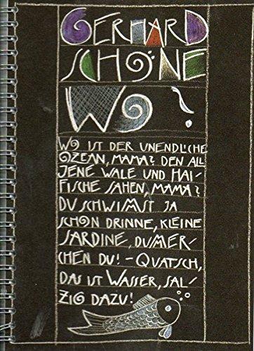 9783931925369: Wo?: Liederbuch