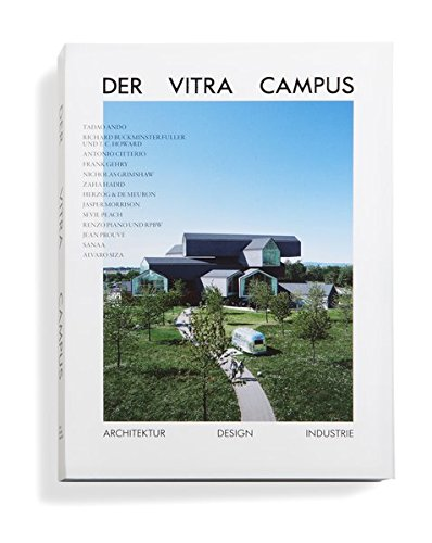 9783931936013: Der Vitra Campus: Architektur Design Industrie