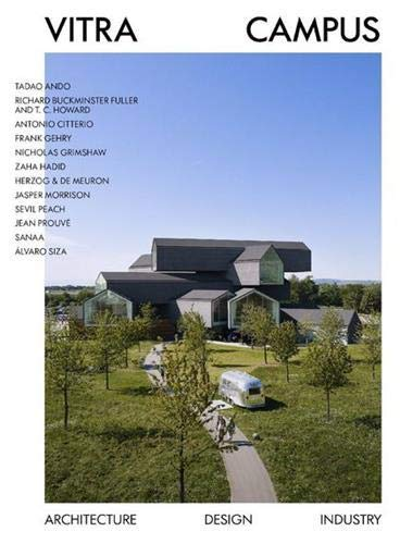 Vitra Campus: Architecture, Design, Industry (Paperback): Mateo Kries