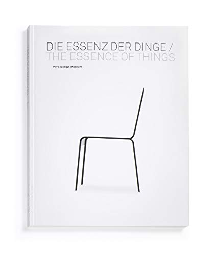 9783931936501: The Essence of Things (English and German Edition)