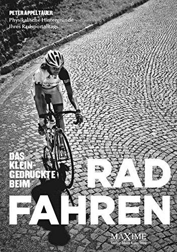 Das Kleingedruckte beim Radfahren: Peter Appeltauer