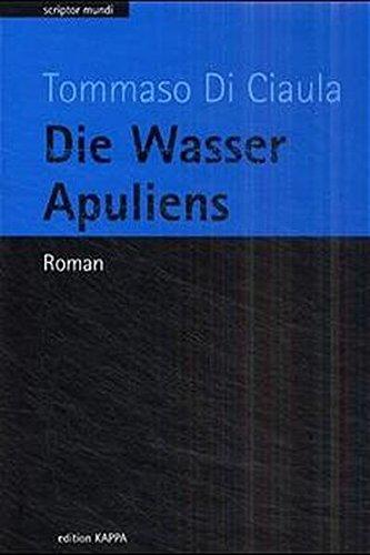 9783932000539: Die Wasser Apuliens