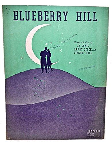 Blueberry Hill: Liebesgedichte: Wouter Kotte, Werner