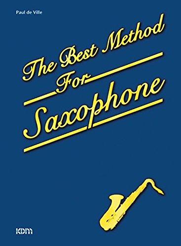 The Best Method For Saxophone: Paul DeVille