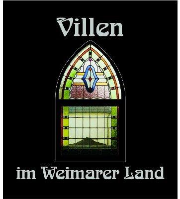 9783932081279: Villen im Weimarer Land 1: Häuser und ihre Geschichte(n)