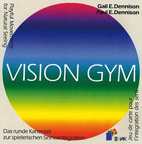 9783932098185: Vision Gym: Das runde Kartenset zur spielerischen Sinnesintegration