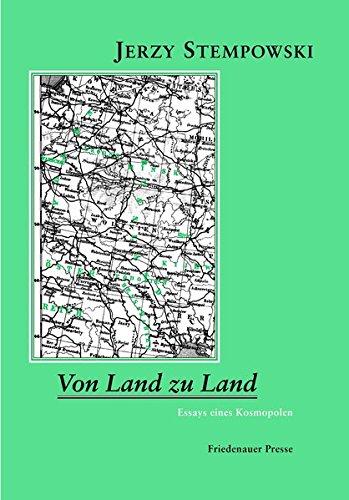 9783932109492: Von Land zu Land