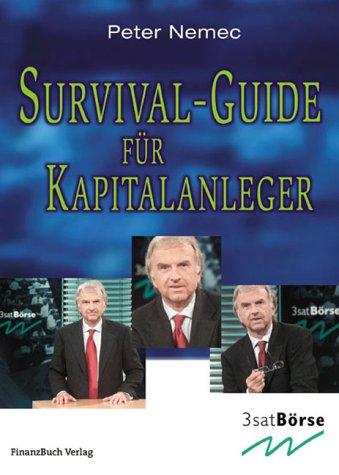 9783932114632: Survival-Guide für Kapitalanleger
