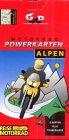9783932157660: Motorrad Powerkarte Alpen 06. Salzkammergut, Steiermark, Kärnten 1 : 300 000.