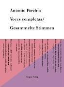 9783932170720: Voces Completas / Gesammelte Stimmen