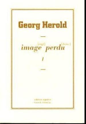 IMAGE PERDU 1: Herold, Georg