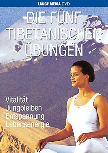 9783932235948: Die fünf Tibetanischen Übungen, 1 DVD