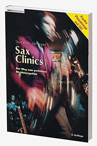 9783932275661: Sax Clinics