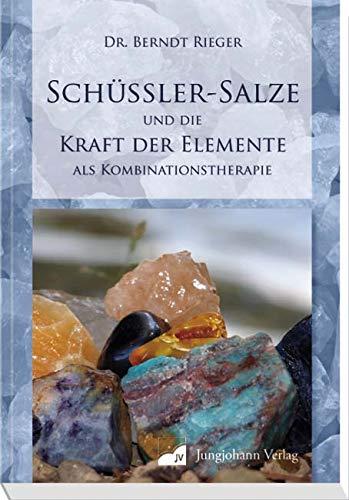 9783932347719: Schüssler-Salze und die Kraft der Elemente als Kombinationstherapie