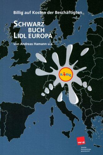 9783932349218: Europ�isches Schwarz-Buch Lidl
