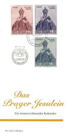 9783932352096: Das Prager Jesulein: Ein immerwährender Kalender (Livre en allemand)