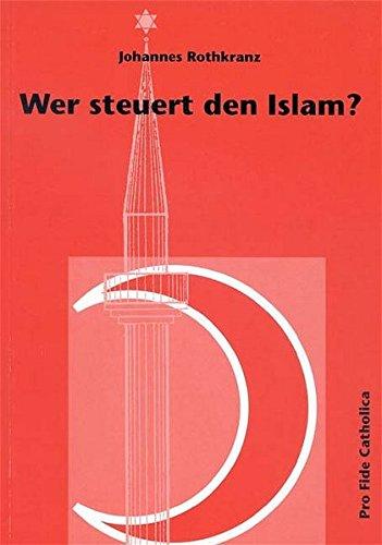 9783932352225: Wer steuert den Islam?