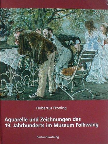 Aquarelle und Zeichnungen des 19. Jahrhunderts im Museum Folkwang Essen: Veszelits, Thomas