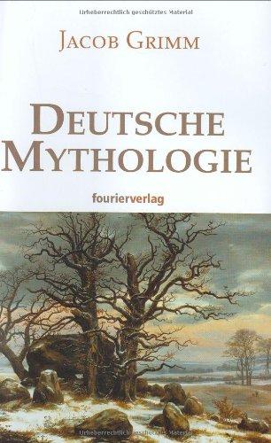 9783932412240: Deutsche Mythologie