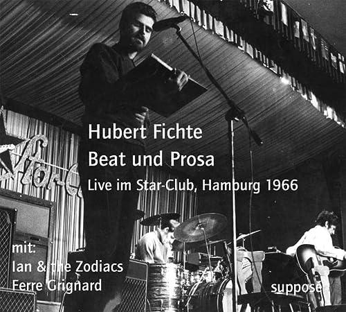 Beat und Prosa. CD: Live im Star-Club,: Hubert Fichte