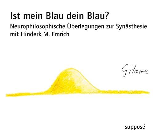 9783932513831: Ist mein Blau dein Blau?: Neurophilosophische Überlegungen zur Synästhesie