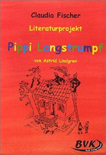 9783932519918: Literaturprojekt Pippi Langstrumpf.