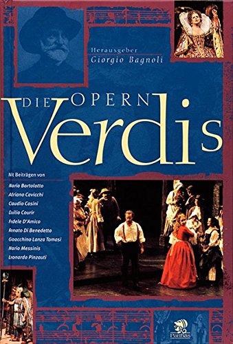 9783932529481: Die Opern Verdis zahlr. farb. Abb.
