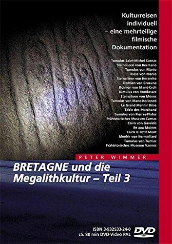 9783932533242: Bretagne und die Megalithkultur-Teil 3 [Import allemand]
