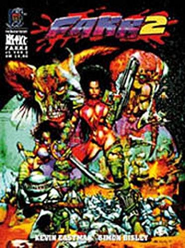 9783932552496: Heavy Metal F.A.K.K. 2, Bd.1