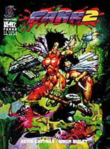 9783932552502: Heavy Metal F.A.K.K. 2, Bd.2