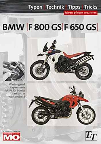 9783932563331: BMW F800GS / F650GS Typen-Technik-Tipps-Tricks