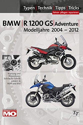 9783932563348: BMW R1200GS Typen-Technik-Tipps-Tricks