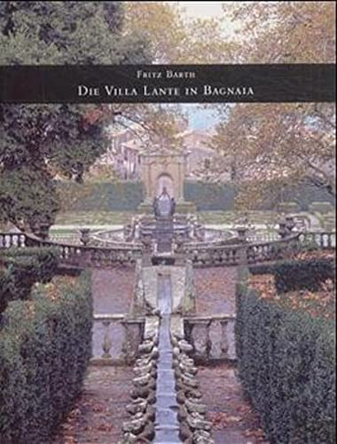 9783932565052: Die Villa Lante in Bagnaia