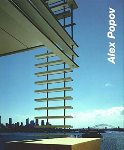 9783932565182: Alex Popov: Buildings and Projects