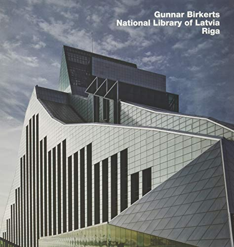 Gunnar Birkerts, National Library of Latvia, Riga: Opus 70: Dripe, Janis