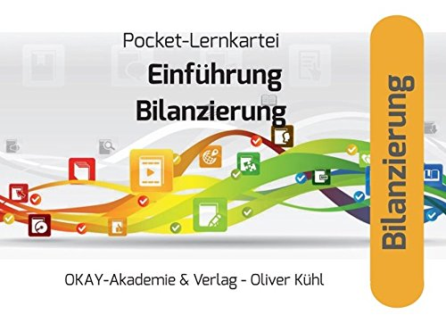9783932582332: Pocket Lernkartei Bilanzierung: Bilanz- und Erfolgsrechnung des Unternehmens / Der betriebliche Jahresabschluss, betriebswirtschaftliche, handels- und steuerrechtliche Grundlagen