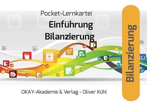 9783932582332: Pocket Lernkartei Bilanzierung