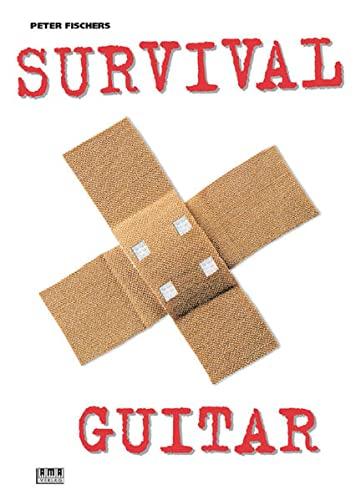 9783932587191: Peter Fischers Survival Guitar.