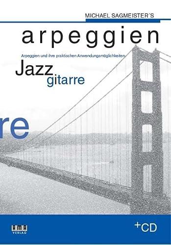 9783932587641: Sagmeisters Arpeggien Jazzgitarre