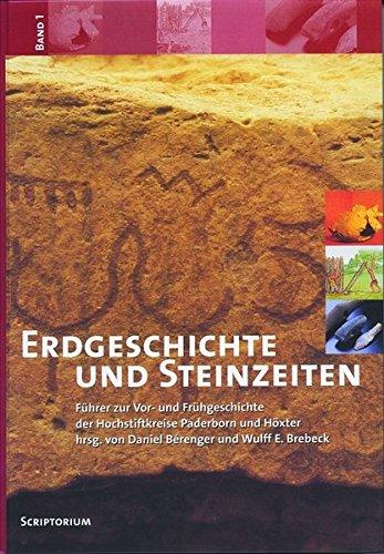 9783932610240: Führer zur Vor- und Frühgeschichte der Hochstiftkreise Paderborn und Höxter: Führer zur Vor- und Frühgeschichte der Hochstiftkreise Paderborn und ... und Steinzeiten: Bd 1 (Livre en allemand)