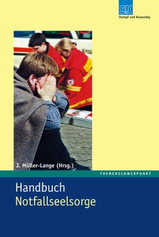 9783932750489: Handbuch Notfallseelsorge