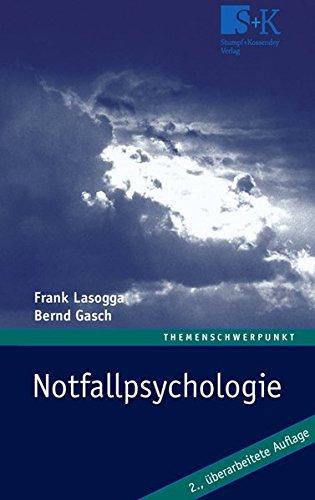 9783932750991: Notfallpsychologie