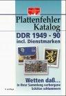 Plattenfehlerkatalog DDR 1950-1990 - Thomas Schantl