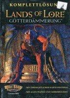 9783932823657: Lands of Lore 2 - Die Götterdämmerung Lösungsbuch. Deutsche Fassung