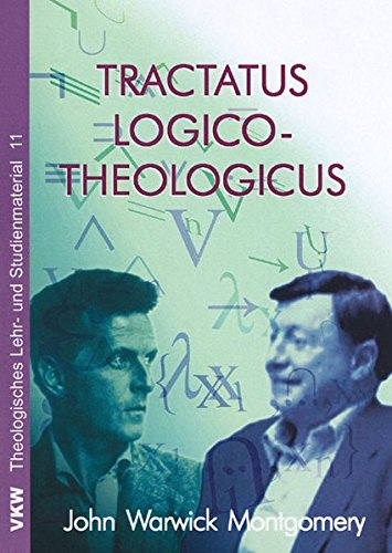 9783932829802: Tractatus Logico-Theologicus, Revised Edition