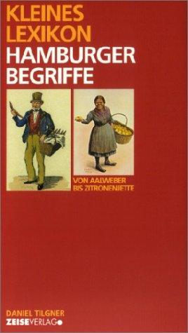 9783932844324: Kleines Lexikon Hamburger Begriffe
