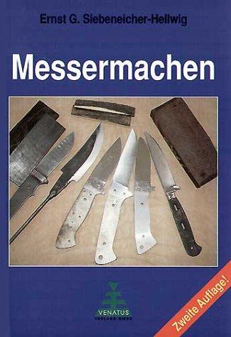 9783932848377: Messermachen.